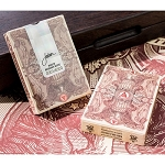 Unbranded White Reserve Note Playing Cards