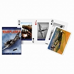Warplanes single deck By Piatnik Playing Cards