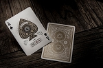 Theory11 White Artisan Playing Cards