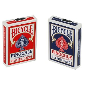 12 Decks of Bicycle Pinochle Playing Cards FREE SHIPPING