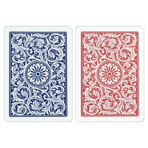 Copag Red & Blue W/J Playing Cards