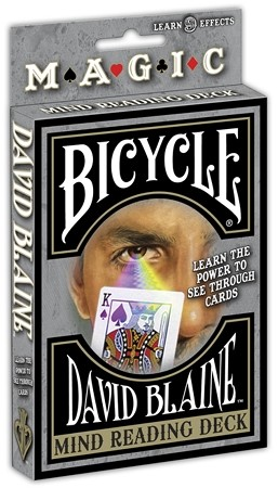 MIND READING DECK BY DAVID BLAINE
