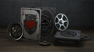 ARISTO Steampunk Playing Cards Deck