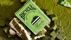 New ProducBicycle Matcha Playing Cards