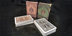 Bicycle Tactical Field Brown Playing Cards Deck Brand New