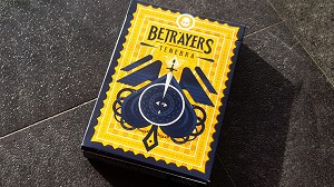 Betrayers Tenebra Playing Cards Deck