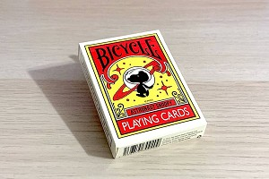 Bicycle Astronaut Snoopy Playing Cards Deck