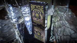 Bicycle Stained Glass Behemoth Playing Cards Deck