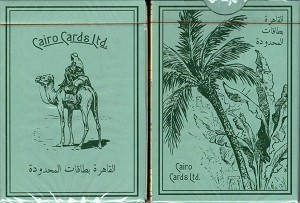 Cairo Cards Ltd Playing Cards
