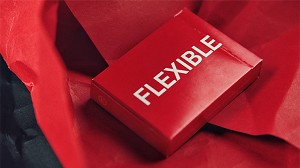 FLEXIBLE (Red) Playing Cards
