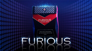 Limited Edition Furious Playing Cards