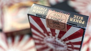 Limited Edition Nostalgic Circus Playing Cards Deck