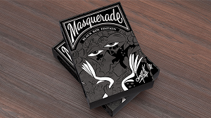 Masquerade: Black Box Edition Playing Cards