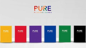 Pure NOC (Purple) Playing Cards