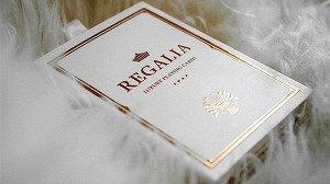 White Regalia Playing Cards Deck