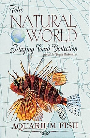 Aquarium Fish Of The World Playing Cards New
