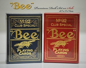 Golden Bee Premium Playing Cards Deck Set on Sale