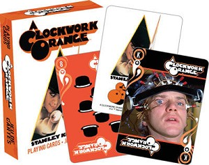 A Clockwork Orange Playing Cards Deck