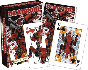 Marvel - Deadpool Mirror