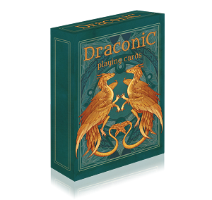 DRACONIC PLAYING CARDS