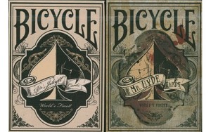 Bicycle Dr. Jekyll & Mr. Hyde Playing cards 2 Deck Set
