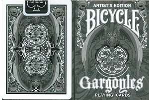 Bicycle Gargoyles Playing Cards - Limited Edition - SEALED