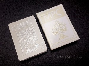 Impressions Phantom Playing Cards by MPC - Rare Kickstarter Edition
