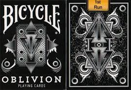 Kết quả hình ảnh cho BICYCLE OBLIVION PLAYING CARDS