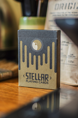 Stellar Playing Cards