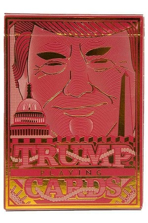 Trump Limited Edition Playing Cards Deck