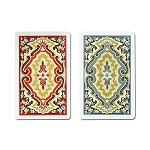 KEM Paisley Bridge Size Jumbo Index Playing Cards Free Shipping
