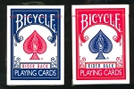 6 Decks of Bicycle Rider Back Playing Cards