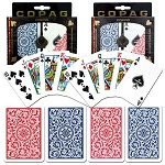 Copag Red & Blue W/S Playing Cards