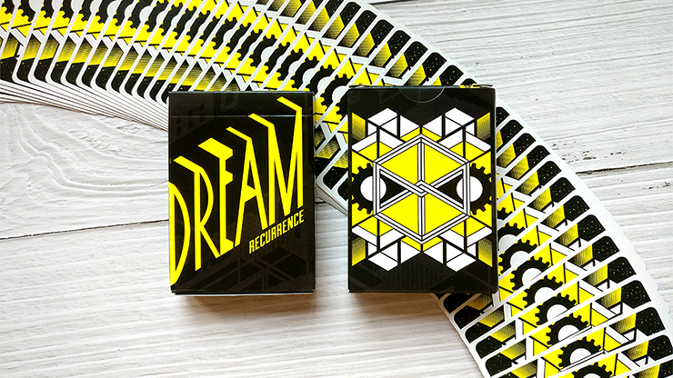 Exuberence Deluxe playing cards FREE USA SHIPPING! Details about  /1 DECK Dream Recurrence