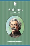 Authors Card Game Playing Cards New
