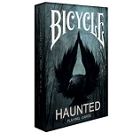 Bicycle Haunted Playing Cards