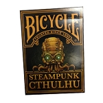 Bicycle Steampunk Cthulhu Playing Cards