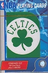 BOSTON CELTICS PLAYING CARDS - SHAMROCK
