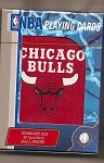 CHICAGO BULLS PLAYING CARDS