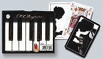 Chopin Double Deck Bridge Size Playing Cards by Piatnik