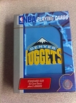 DENVER NUGGETS PLAYING CARDS