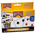 Bicycle Euchre Game