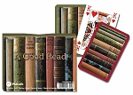 Good Read Double Deck Bridge Size Playing Cards by Piatnik