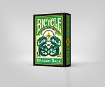 Bicycle Dragon Back Green