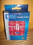 HOUSTON ROCKETS PLAYING CARDS