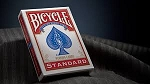 Bicycle Standard Index Red Deck Playing Cards