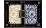 KEM Arrow Black & Gold Poker Size Jumbo Index Playing Cards Free Shipping