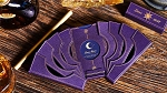 Limited Edition Violet Luna Moon Playing Card Deck