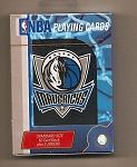 DALLAS MAVERICKS PLAYING CARDS