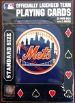 NEW YORK METS PLAYING CARDS